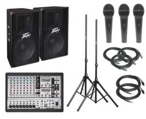Rent Audio Visual Equipment