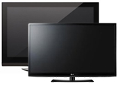flat screen display rental