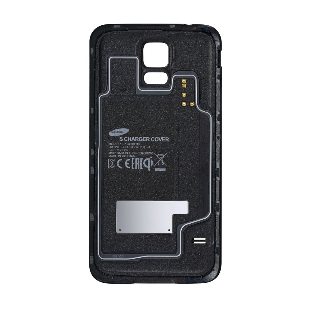 galaxy s5 charger wireless cover