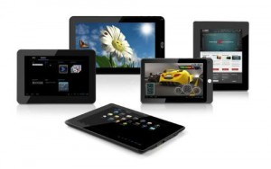 Coby MID Series tablets