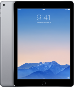 ipad air 2 black